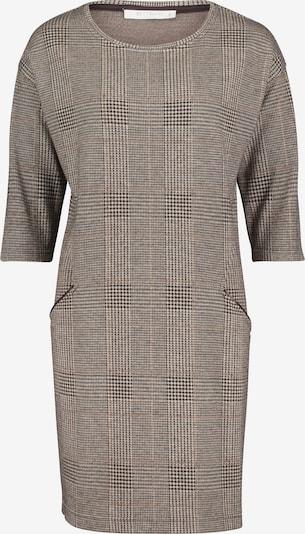 Betty & Co Robe de cocktail en gris, Vue avec produit