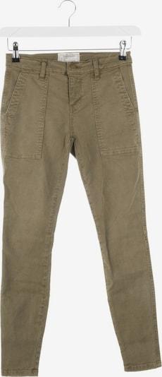 Current/Elliott Jeans in 26 in dunkelgrün, Produktansicht