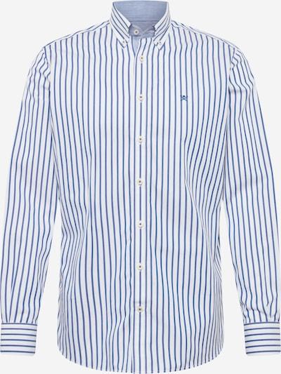 Hackett London Hemd 'BUTCHER' in blau / weiß, Produktansicht
