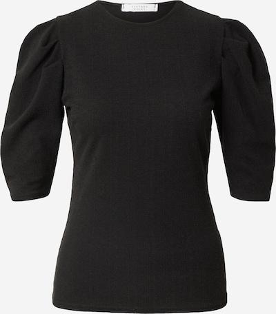 Tricou 'CARPET' SISTERS POINT pe negru, Vizualizare produs