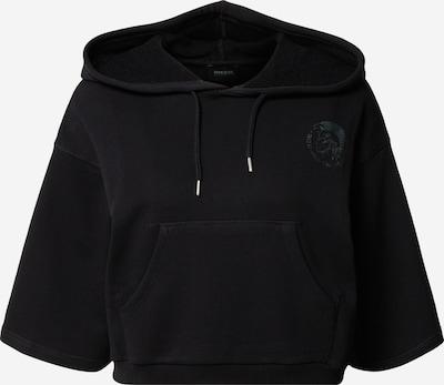 DIESEL Sweatshirt 'Jonies' in de kleur Zwart, Productweergave