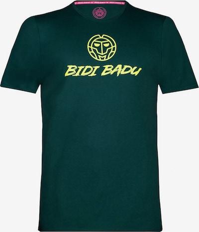 BIDI BADU T-Shirt in dunkelgrün, Produktansicht