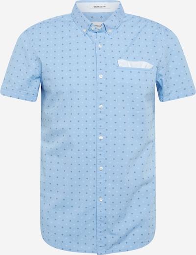 TOM TAILOR DENIM Риза в синьо / тъмносиньо, Преглед на продукта