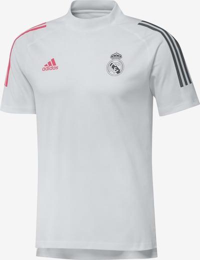 ADIDAS PERFORMANCE Trikot 'Real Madrid' in schwarz / weiß / naturweiß, Produktansicht