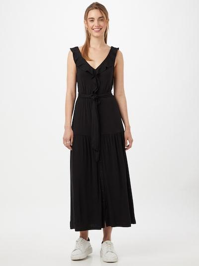GAP Blousejurk in de kleur Zwart, Modelweergave