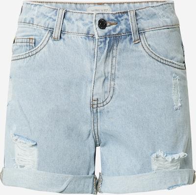 Hailys Shorts 'Luna' in blue denim, Produktansicht