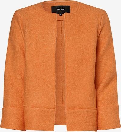 OPUS Blazer in orange, Produktansicht