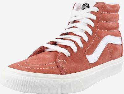 Sneaker înalt VANS pe portocaliu homar / alb, Vizualizare produs