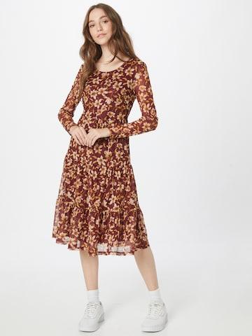 VILA Φόρεμα 'DAVIS' σε κόκκινο