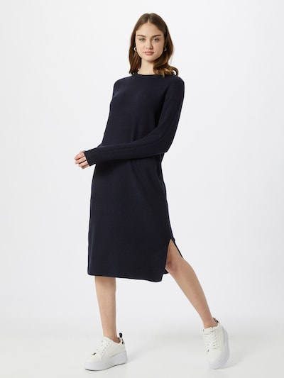 s.Oliver Strickkleid in navy, Modelansicht