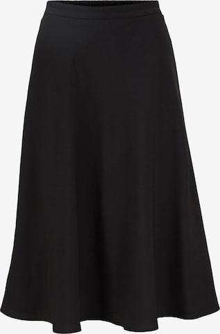 VILA Φούστα σε μαύρο