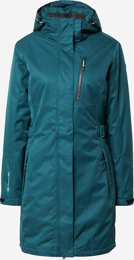 KILLTEC Outdoor jakna 'Alisi' u pastelno plava, Pregled proizvoda