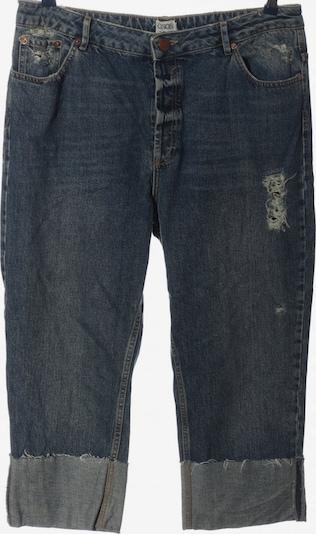 ASOS DESIGN 7/8 Jeans in 33 in blau, Produktansicht