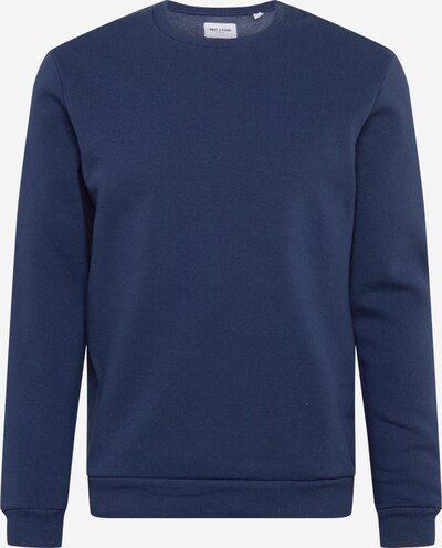 Only & Sons Sweatshirt 'Ceres' in de kleur Donkerblauw, Productweergave