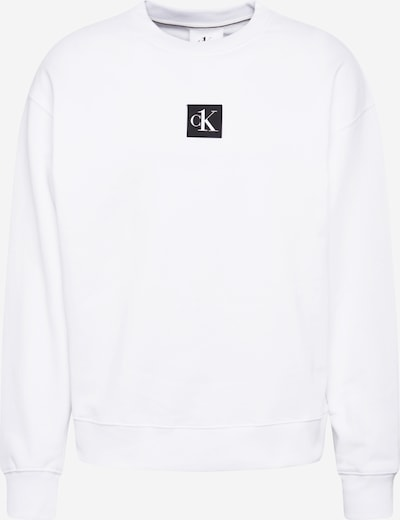 Calvin Klein Jeans Sweatshirt in de kleur Gemengde kleuren / Wit, Productweergave