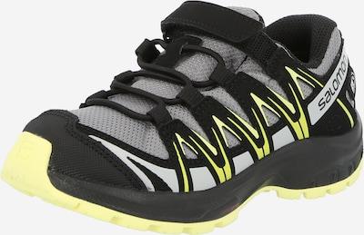 SALOMON Sport-Schuh in gelb / grau / schwarz, Produktansicht