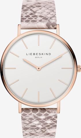 Liebeskind Berlin Analog Watch in Pink