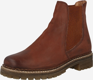 Chelsea Boots 'Lady' Apple of Eden en marron