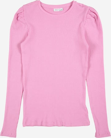 NAME IT Shirt in Lila