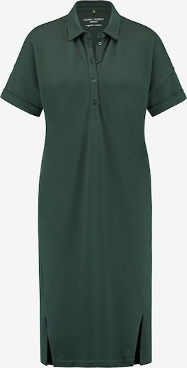 GERRY WEBER Kleid in dunkelgrün, Produktansicht