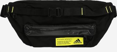 ADIDAS PERFORMANCE Sac de sport en jaune fluo / noir, Vue avec produit