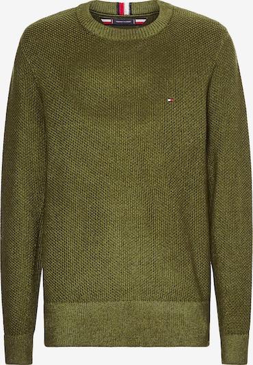 Tommy Hilfiger Tailored Trui in de kleur Groen, Productweergave