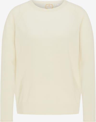 DreiMaster PREMIUM Sweater in Wool white, Item view
