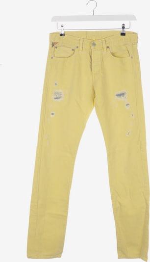 DENIM & SUPPLY Ralph Lauren Jeans in 31 in gelb, Produktansicht