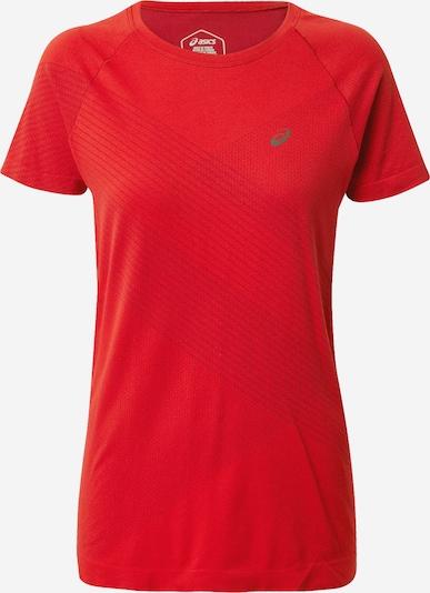 ASICS Sportshirt 'TOKYO' in rot / schwarz, Produktansicht