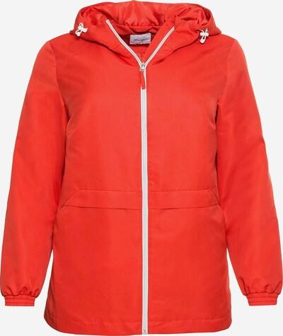 SHEEGO Prehodna jakna | rdeča barva, Prikaz izdelka