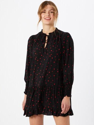 Palaidinės tipo suknelė iš Dorothy Perkins , spalva - raudona / juoda, Modelio vaizdas