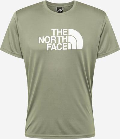 THE NORTH FACE Funkčné tričko 'REAXION' - kaki / biela, Produkt