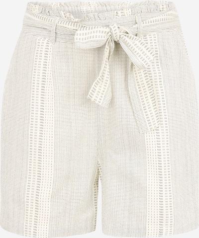 Vero Moda Tall Bikses 'DICTHE' krēmkrāsas / melns, Preces skats