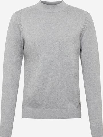 bugatti Sweater in Grey