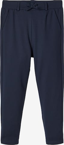 NAME IT Trousers 'Nitida' in Blue