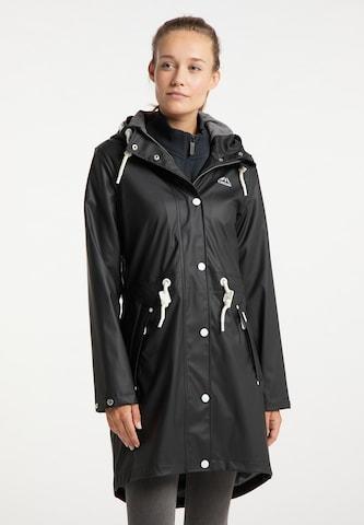 ICEBOUND Between-Seasons Coat in Black