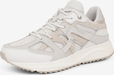 WODEN Sneakers 'Eve' in Beige / Light grey / Off white, Item view