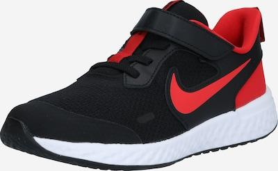 NIKE Calzado deportivo 'Revolution 5' en rojo / negro, Vista del producto