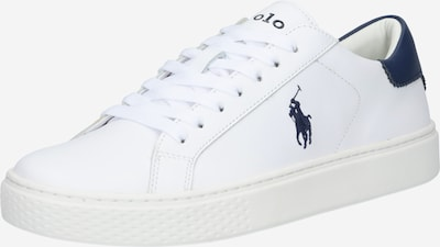 tengerészkék / fehér Polo Ralph Lauren Rövid szárú edzőcipők 'COURT 125 II', Termék nézet