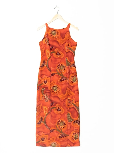 My Michelle Dress in S in Dark orange, Item view