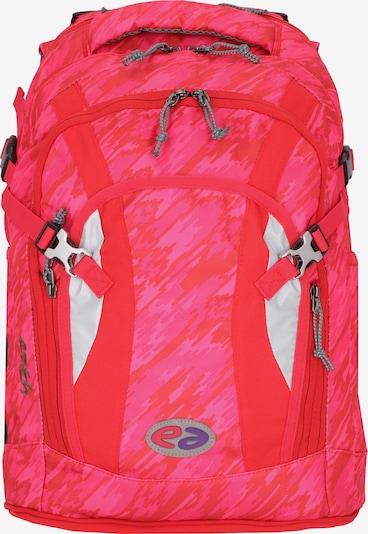 Yzea Rucksack in mischfarben / pink / rosa / melone, Produktansicht