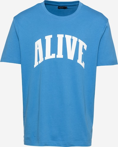 Rethink Status Shirt in Blue / White, Item view