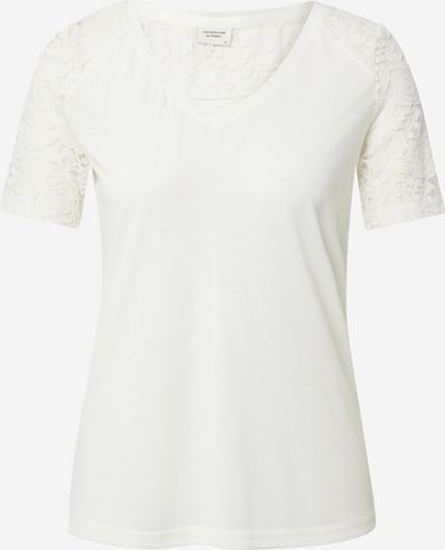 JDY T-Shirt 'TINNE' in offwhite, Produktansicht