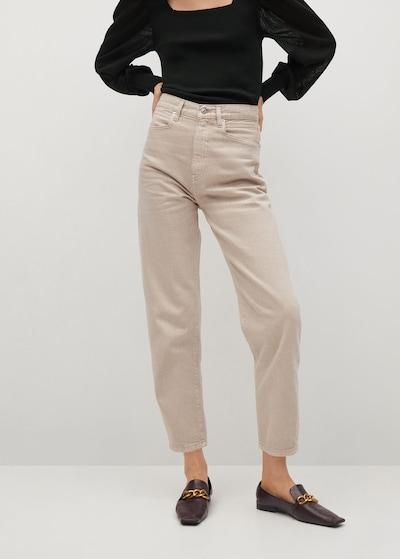 MANGO Jeans 'Rachel' in beige, Modelansicht