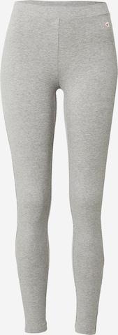 Champion Authentic Athletic Apparel Spodnie sportowe w kolorze szary