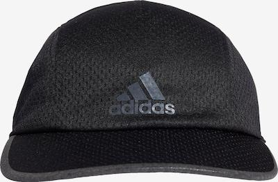 ADIDAS PERFORMANCE Gorra deportiva en gris / negro, Vista del producto