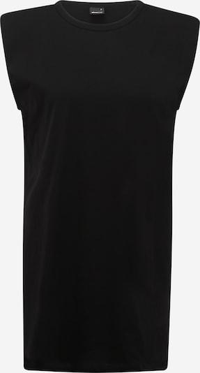 Gina Tricot Petite Robe 'Fran' en noir, Vue avec produit