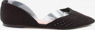Zign faltbare Ballerinas in 40 in schwarz, Produktansicht