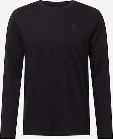 Kronstadt Shirt 'Timmi' in Black