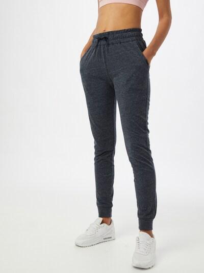 Pantaloni sport 'Chestine' Athlecia pe albastru închis, Vizualizare model